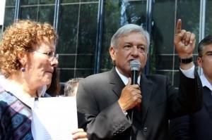 Andrés Manuel López Obrador. Foto: Notimex
