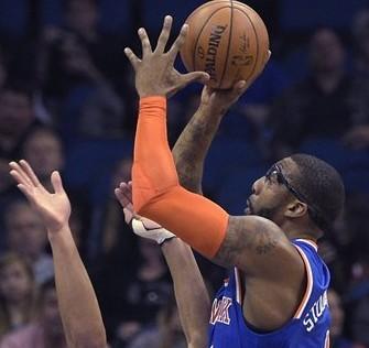 Knicks y Stoudemire acuerdan rescisión de contrato
