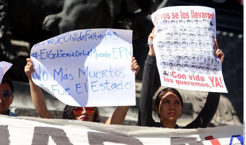 México detiene 3 implicados más en desaparición de estudiantes