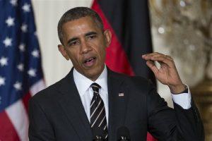Obama podría limitar la autorización a tres años, sin ninguna restricción. Foto: AP