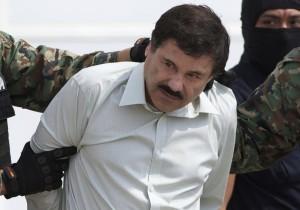 """""""El Chapo"""" fue detenido el 22 de febrero de 2013 en Mazatlán, Sinaloa, y desde entonces se encuentra internado en el Penal Federal del Altiplano, en el Estado de México. Foto: AP"""