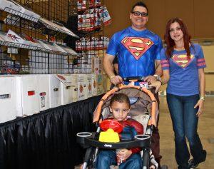 El evento incluye actividades para toda la familia. Foto: Lupita Samayoa