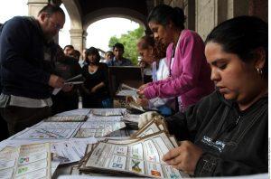 De acuerdo a autoridades, los comicios de este año serán los más supervisados en México. Foto: Agencia Reforma