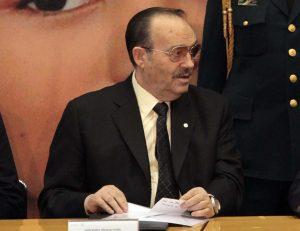 El dirigente olímpico Mario Vázquez Raña falleció hoy a los 82 años de edad, informó el Comité Olímpico Mexicano. Foto: Notimex