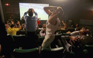 El Mundial se ha convertido en un evento de gran popularidad en Estados Unidos. Foto: AP
