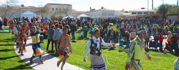 Celebrarán competencia de baile con aros en el Heard Museum