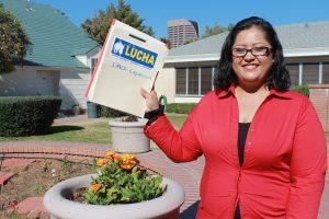 Nancy Pérez será una de las beneficiadas en Arizona con la expansión de DACA. Foto: Lupita Samayoa