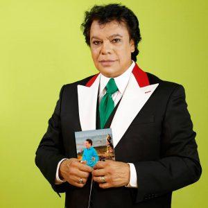"""Juan Gabriel promueve su disco Los Duo, con la frase """"Ya lo tengo ¿y usted?"""""""