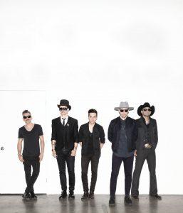 Los regiomontanos serán los invitados especiales este sábado en la pre-fiesta de los Grammy en Los Ángeles. Foto: Cortesía