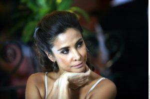 Lorena Rojas. Foto: Agencia Reforma