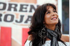 Nacida en la Ciudad de México en 1971, Lorena Rojas comenzó su carrera en la década de 1990 con la primera y la segunda parte de la telenovela Alcanzar Una Estrella. Foto: Agencia Reforma