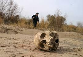 Cada año decenas de migrantes fallecen en el desierto de Arizona tratando de llegar a este país. Foto: Cortesía/Mixed Voces.
