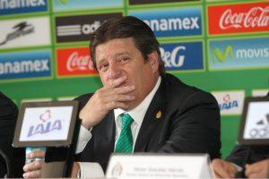 El Tri de Miguel Herrera se medirá a EU el próximo 15 de abril. Foto: Notimex