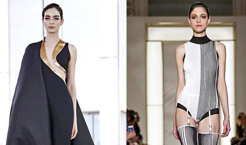 Modelos mexicanas se abren paso en París