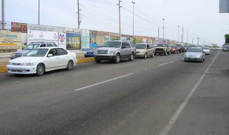 Realizan en frontera Sonora-Arizona obras de infraestructura