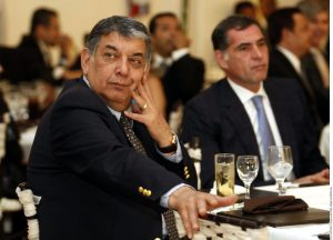 José Murat, ex gobernador de Oaxaca. Foto: Agencia Reforma