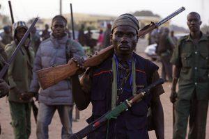 La violencia en países como Nigeria se ha extendido a sectores como la niñez. Foto: AP