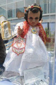 Niño Dios del Sagrado Corazón