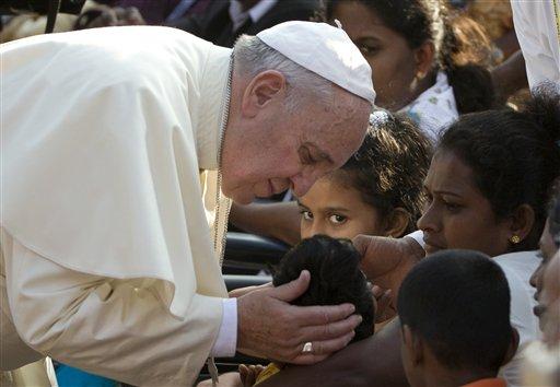 El papa Francisco hará histórica visita a EU
