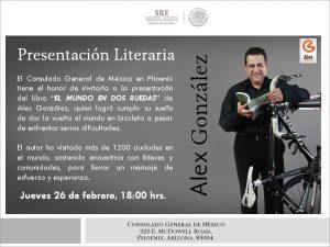 Presentación del libro Alex González (2)
