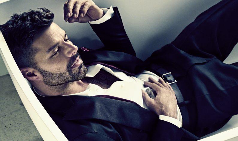 """A Quien Quiera Escuchar"" a Ricky Martin"