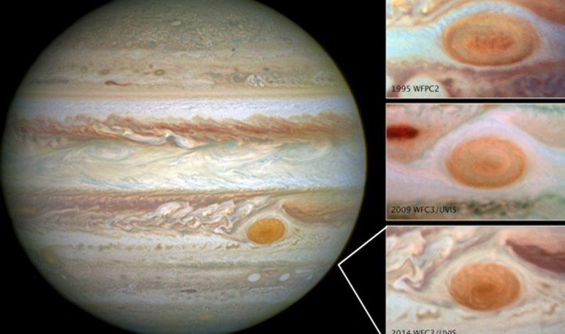 Júpiter tendrá un encuentro cercano con la Tierra