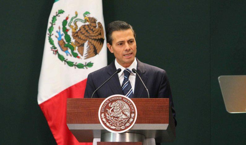 """Peña Nieto se disculpa por el tema de la """"casa blanca"""""""