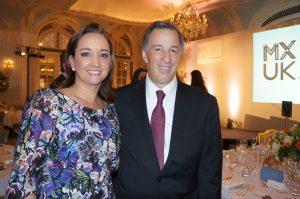 El secretario de Relaciones Exteriores, José Antonio Meade Kuribreña, y la secretaria de Turismo, Claudia Ruiz Massieu, realizaron una visita oficial a Londres donde asistieron a una muestra gastronómica en el marco del Año de México en Reino Unido. Londres, RU. Foto: Notimex