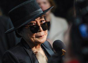 Yoko Ono vio la primera luz el 18 de febrero de 1933 en Tokio, Japón. Foto: AP