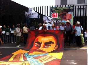 En el marco del Día Mundial del Agua, promotores de la Iniciativa Ciudadana de Aguas responsabilizaron a la Conagua por la crisis hídrica que existe en México. Foto: Agencia Reforma