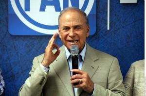 Javier Gándara, candidato del PAN a la gubernatura de Sonora. Foto: Agencia Reforma