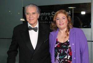 Maribel Robles, esposa del actor, agradeció la preocupación del público respecto a la salud de Guerra, de 78 años. Foto: Mixed Voces