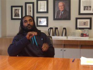 Estuvo preso durante seis semanas por un delito menor que no había cometido (el supuesto robo de un iPad que después apareció). Foto: AP