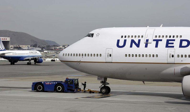 Avión vuelve a Washington por pasajero violento