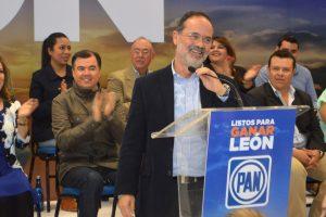 Gustavo Madero Muñoz, presidente nacional del PAN. Foto: Notimex