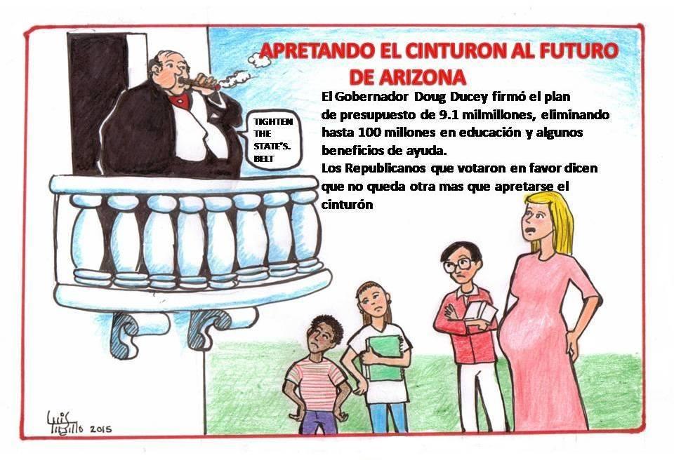 Caricatura marzo 16