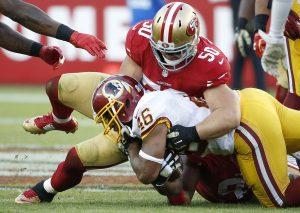 Actualmente, los castigos no son sujetos de revisión en la NFL. Foto: AP