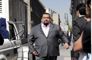 Cuauhtémoc Gutiérrez sigue bajo investigación por presuntamente encabezar una red de prostitución cuando era líder del PRI. Foto: Agencia Reforma