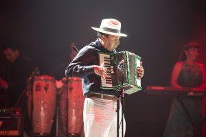 El clásico sonido de la cumbia hizo bailar a casi 20 mil asistentes. Foto: Cortesía de Cumbre Tajín/Fernando Aceves