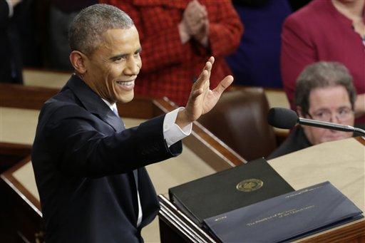 Obama bromea: promulgará orden para que no lo fastidien