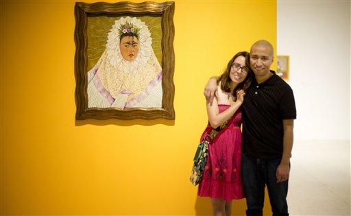 Florida explora el arte de Frida Kahlo y Diego Rivera