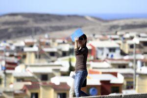 En Sonora se han registrado 138 casos de personas afectadas por altas temperaturas. Foto: Notimex