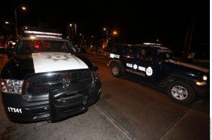 Los gendarmes llegaron la madrugada de este jueves a la zona turísitica apoyados con 90 vehículos, informó la PF. Foto: Agencia Reforma