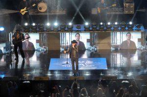 Gran noche para Julión Álvarez en el Auditorio Nacional. Foto: Mixed Voces