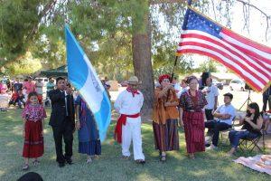 El evento tiene como fin dar a conocer la cultura de Guatemala en Arizona. Foto: Cortesía Consulado de Guatemala.