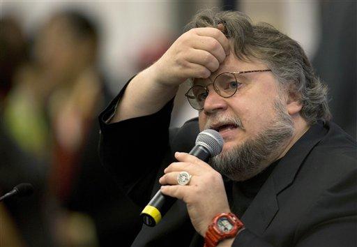 """Guillermo Del Toro es nombrado """"Tejano Honorario"""""""