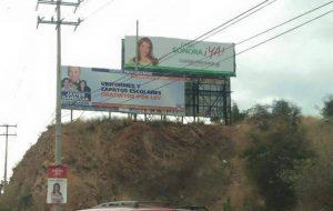 La contienda por la gubernatura de Sonora comienza a tomar fuerza: Foto: Tomada del Facebook de Hermosillo, Sonora