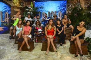 Participantes del programa La Isla 2015. Foto: Cortesía TV Azteca