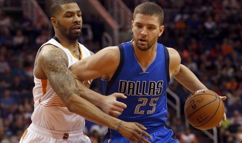 Goodwin y Morris: Claves en triunfo de Suns sobre Mavericks