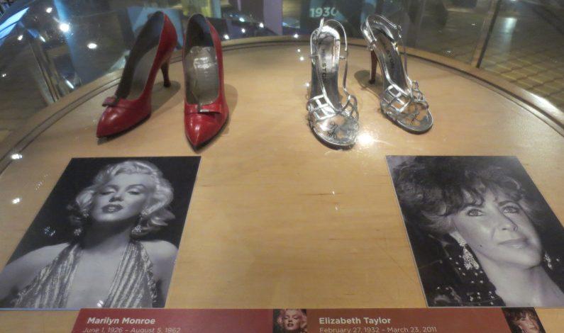 Museo exhibe colección de 13 mil zapatos